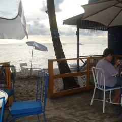 Finding Juju's Beach Bar, Barbados