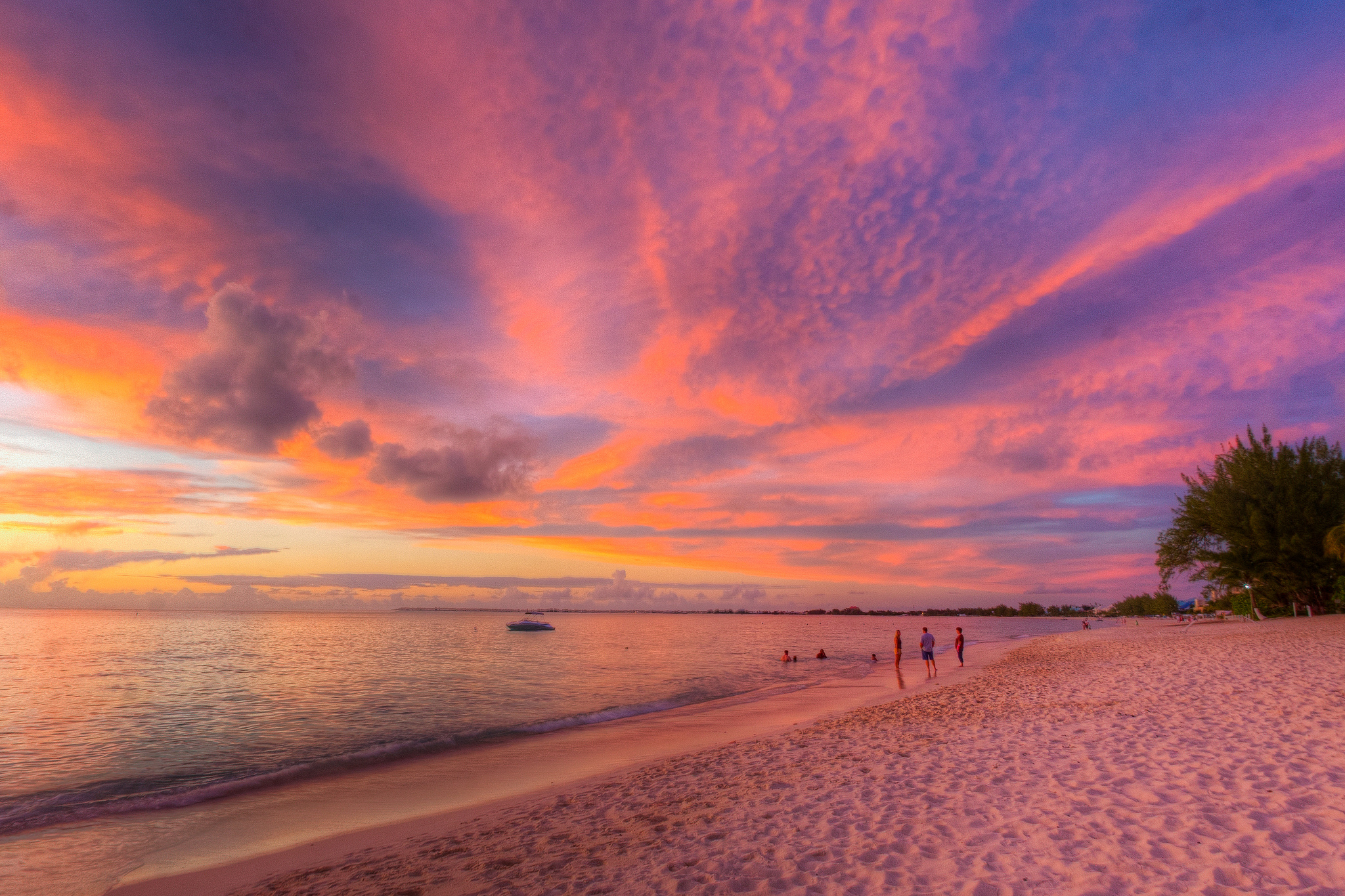 14 Minutes Of A Grand Cayman Sunset