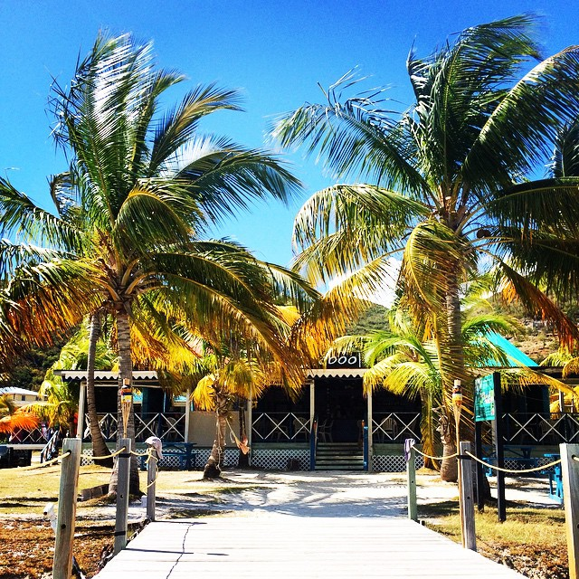British Virgin Islands Bars