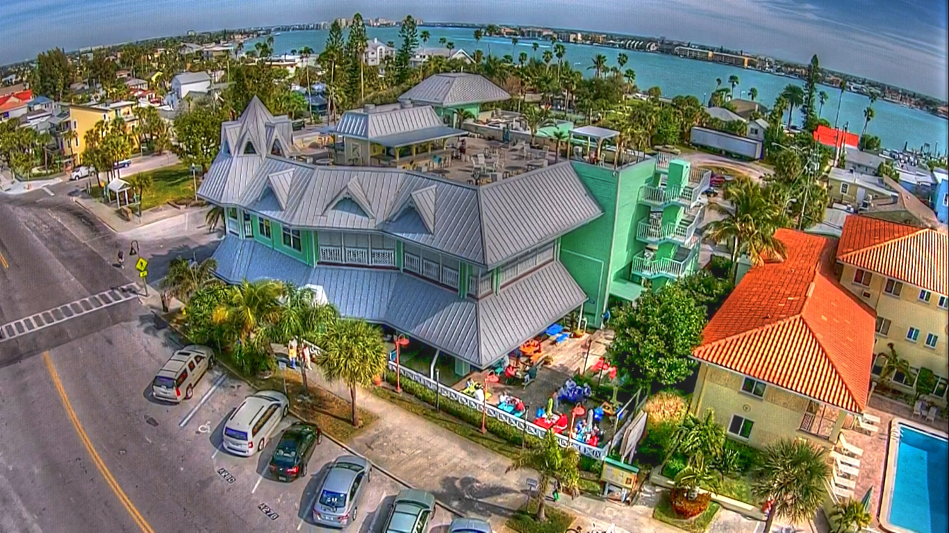 Hurricane Seafood Resturant, Image provided by Chris Sanchez, Clear Vision Media.