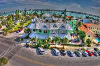Three Minutes With the Owners of the Hurricane Seafood Restaurant in St. Pete Beach