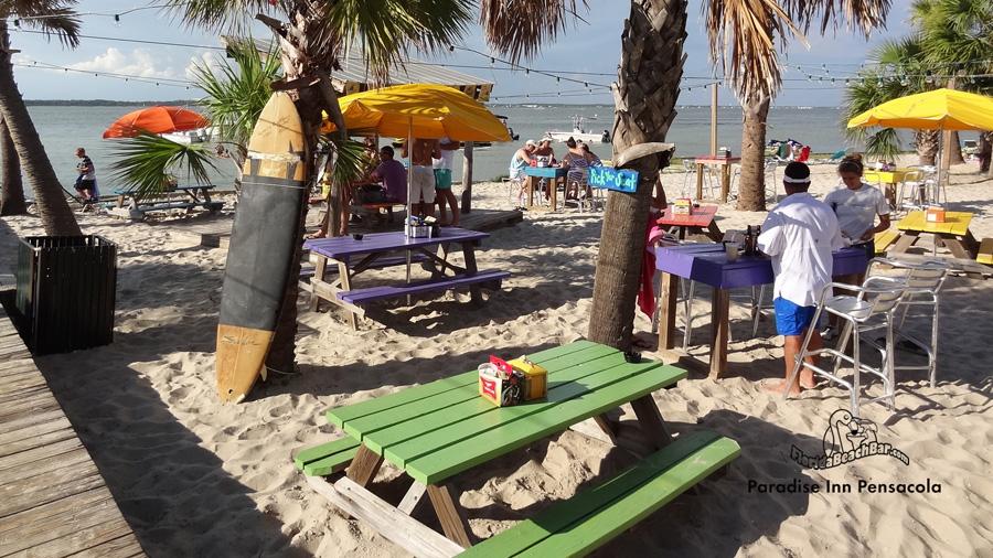 Paradise Inn, Pensacola, Florida
