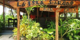 Beach Bar for Sale: La Isla Siargao Bar and Grill, Siargao Island, Phillipines
