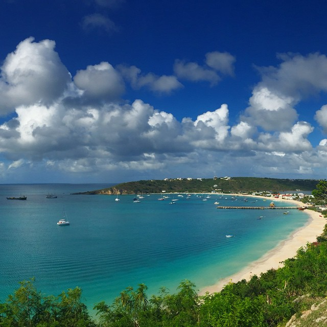 Sandy Ground/Road Bay, Anguilla.  My home away from home. Photo credit https://instagram.com/missfitzpatrick