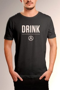 Oak and Alley Drink Tee
