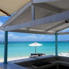 Anguilla Beach Bars – Smokey's at the Cove, Cove Bay