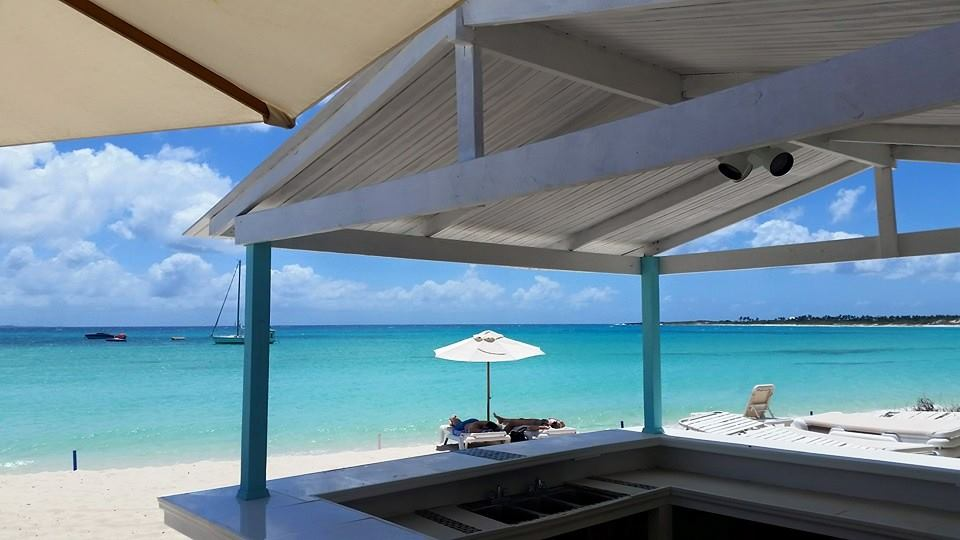 beach bar, caribbean