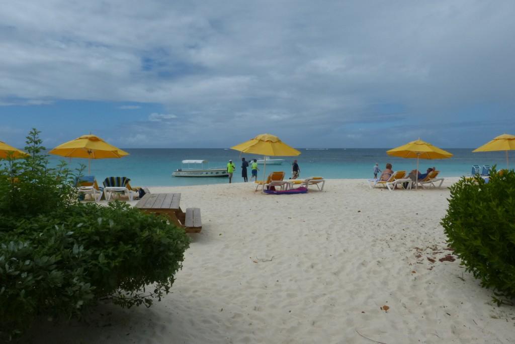 Elodia's beach, Shoal Bay, Anguilla