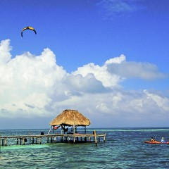 Mara's Sip and Dip Beach Bar Makes a Splash on Caye Caulker