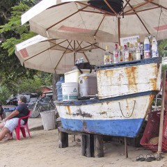 Friday Flickr Find – Boat Turned Beach Bar