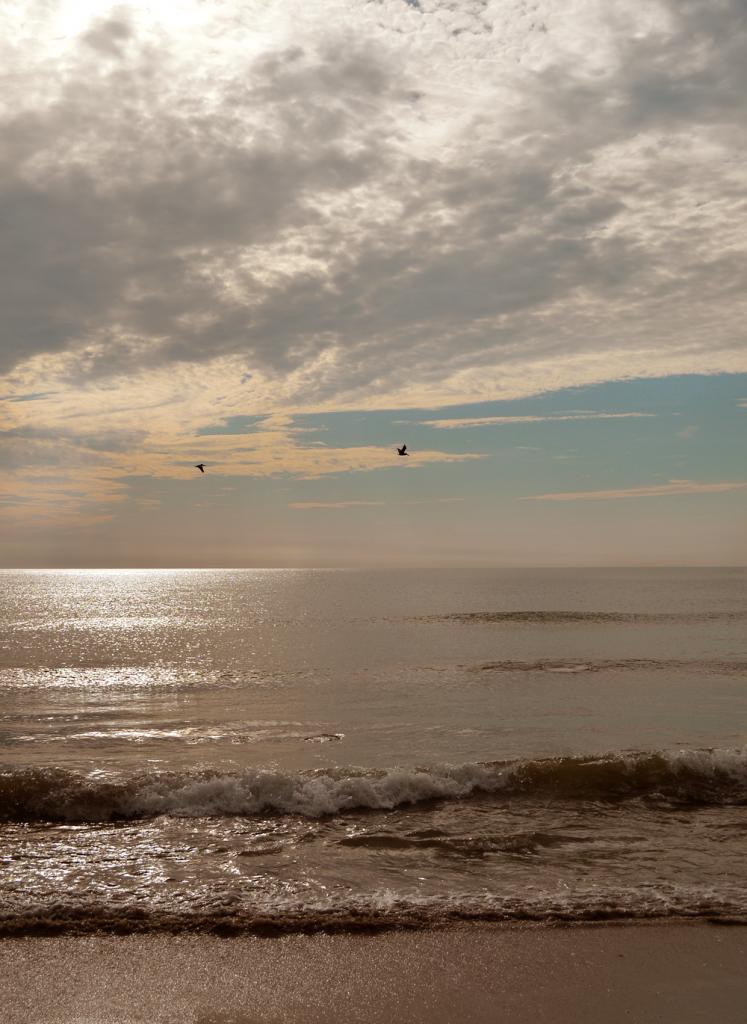 Early morning, Melbourne Beach,  Florida