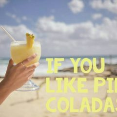 Celebrating National Pina Colada Day With Malibu Rum