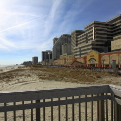 New Beach Bar Opens in Atlantic City