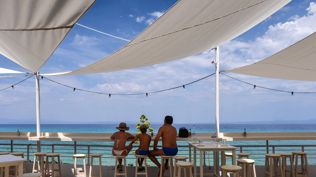 Agora Beach - Greek Cuisine & Beach Bar