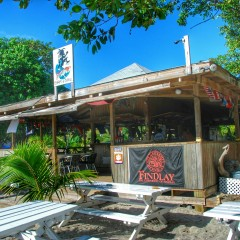 An Inside Tour of Reggae Beach Bar, St. Kitts
