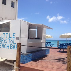 Little Bristol Beach Bar, the Newest Beach Bar in Barbados
