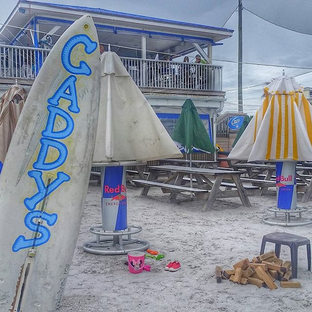 Caddy's on the Beach, Treasure Island, Florida