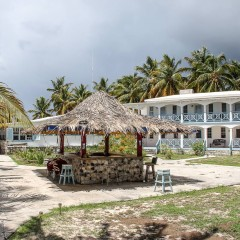 Neptune's Treasure Hotel and its Wonderful Little Beach Bar for Sale in Anegada, BVI