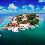 caye caulker, belize, lazy lizard, beach bar