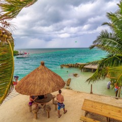 Hotels Demolished, Shops Built, the Lazy Lizard Lives On – An Update on Caye Caulker's The Split