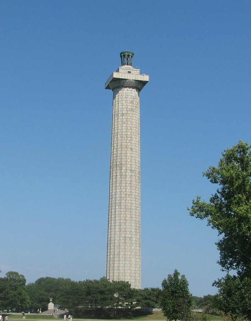 Perry's Monument, Put-in-Bay, South Bass Island, Ohio