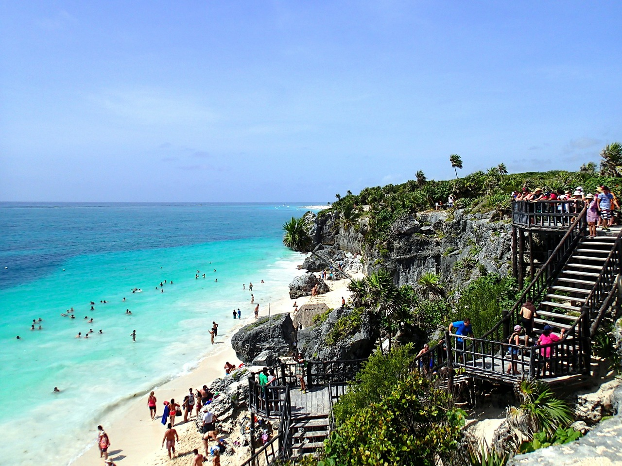 Best Beaches To Visit In Mexico