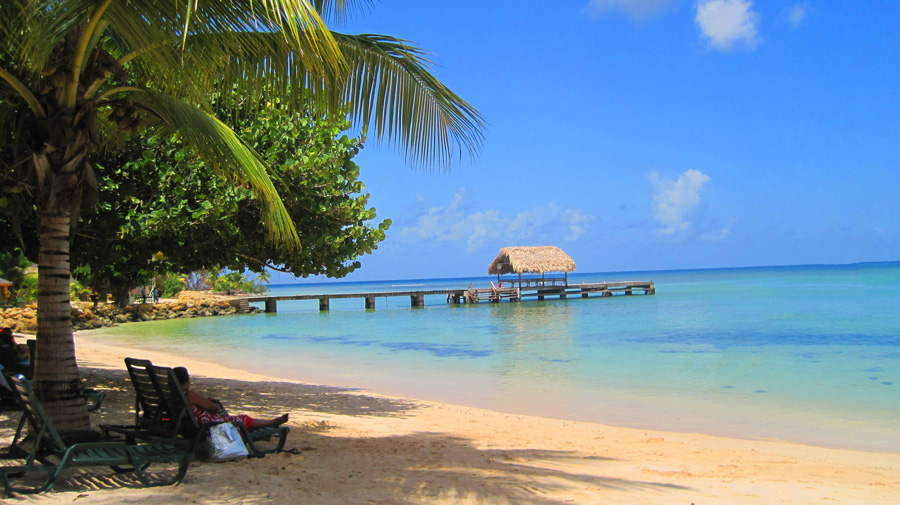 Pigeon Point Beach, Trinidad and Tobago