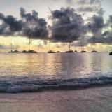 60 Seconds at Buccaneer Beach Bar in St. Maarten