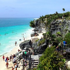 Beach Thursday Pic of the Week – Tulum, Mexico