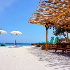 Friday Flickr Find – The Deck Beach Bar, Gili Trawangan, Indonesia