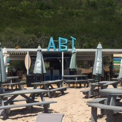 A Day At Abi Beach Bar, St. Thomas, US Virgin Islands