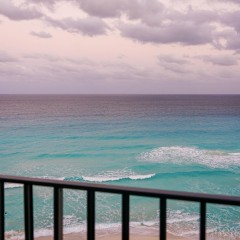 Beach Thursday Pic of the Week – Balcony View, Cancun, Mexico