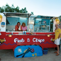 Mobile Catering Business For Sale In Antigua