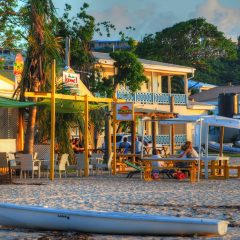 Two Anguilla Beach Bars Destroyed By Fire