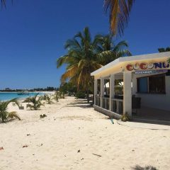 Anguilla Great House Opens Coconuts Beach Bar