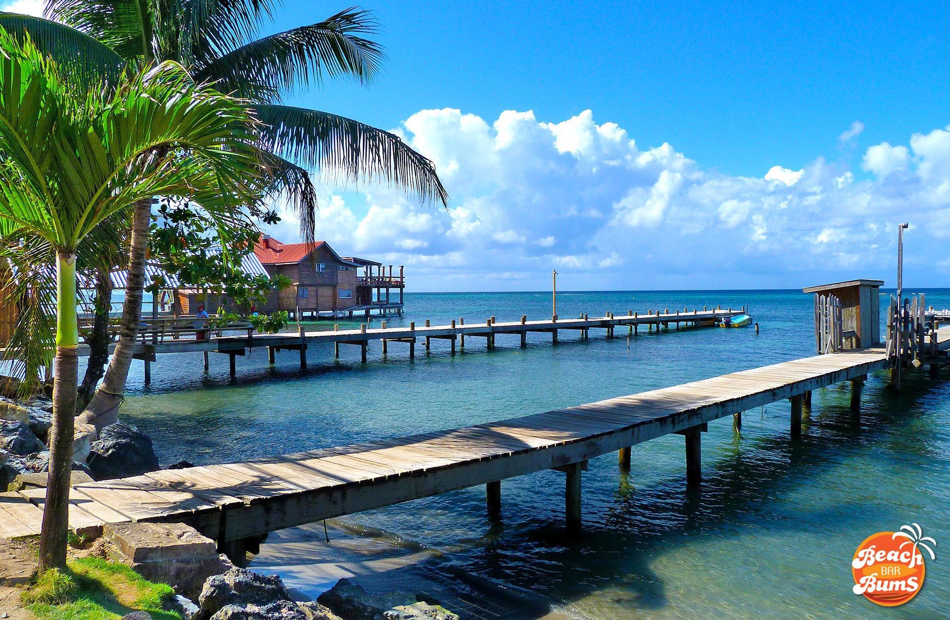 Monkey Island Restaurant Roatan