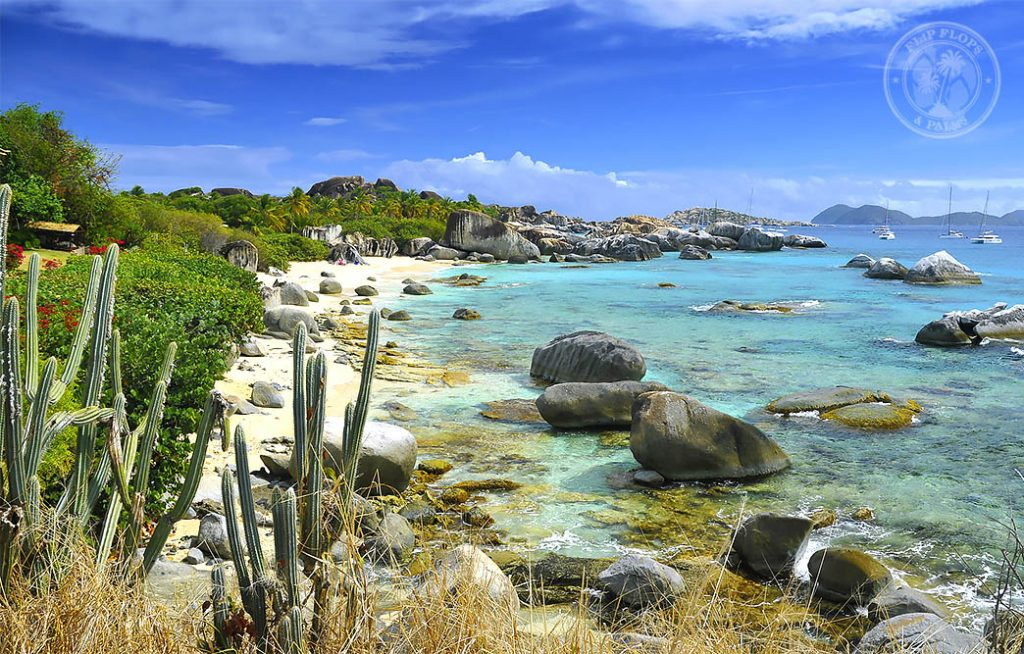 Spring Bay - Virgin Gorda BVI. Photo by Todd Hayward.