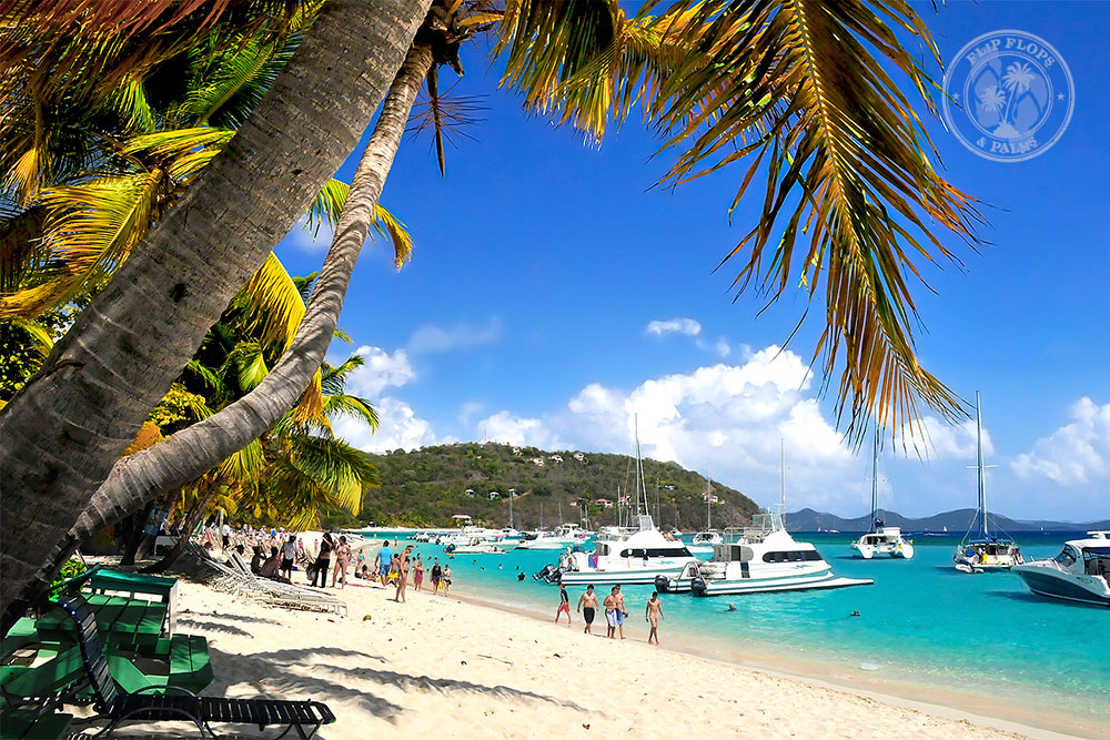 White-Bay---Soggy-Dollar-JVD-BVI. Photo by Todd Hayward.