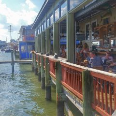 First Impressions – The Back Deck Bar and Cafe, Virginia Beach