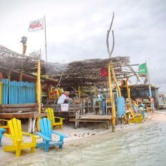 Goinformed.net Pays a Visit to Jibe City's Hang Out Beach Bar in Bonaire