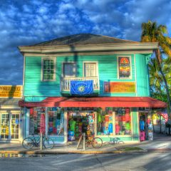 Front St. to Lagerheads Beach Bar – Three Minutes Cruising Key West