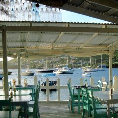 Waterfront Restaurant and Bar in Bequia, St. Vincent and the Grenadines – SOLD