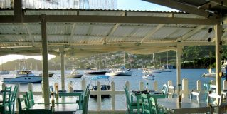 Waterfront Restaurant and Bar For Sale in Bequia, St. Vincent and the Grenadines – SOLD