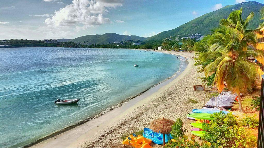 caribbean, beach