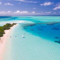 Beach Thursday Pic of the Week – A Maldives Sandbar