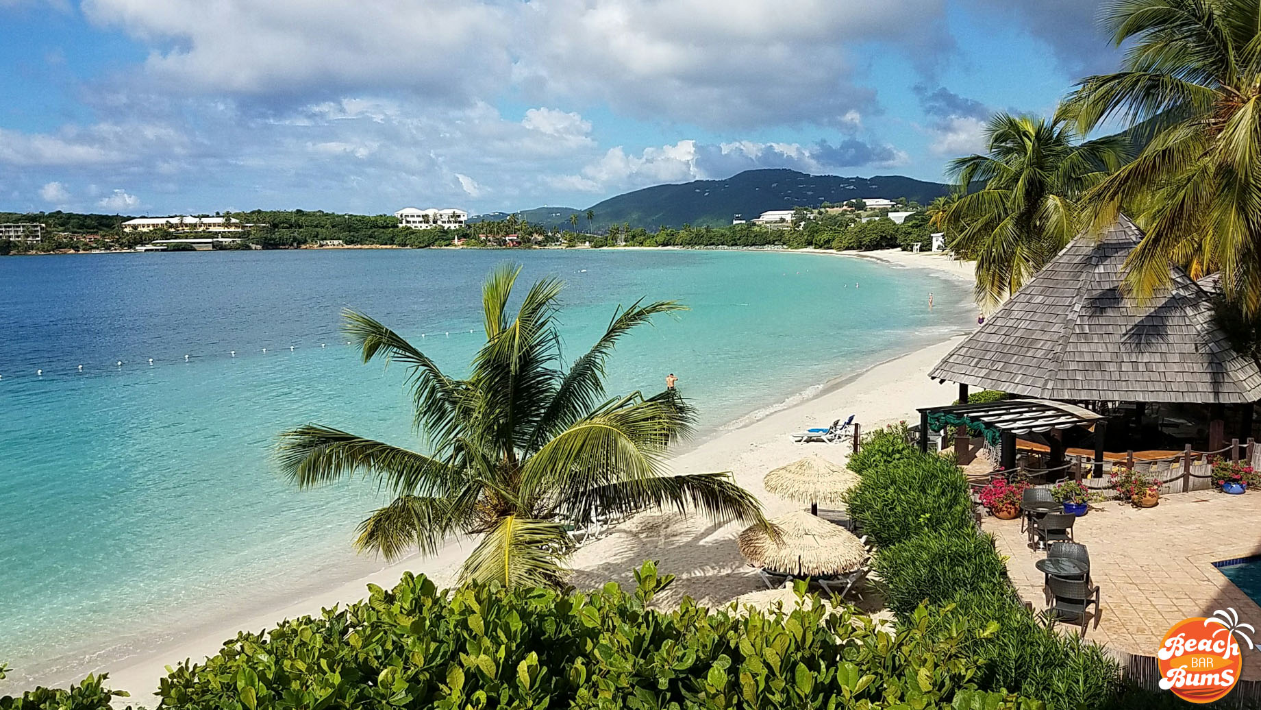 emerald beach resort, caribbean, lindbergh bay, st. thomas, usvi, us virgin islands