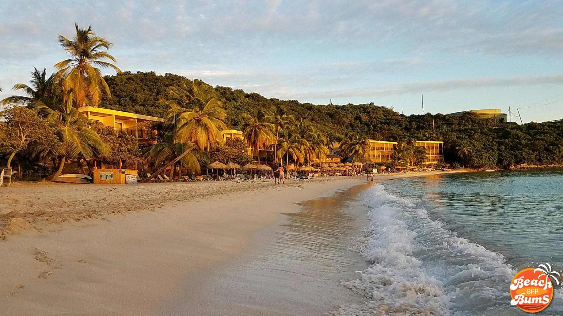 Emerald Beach Resort St Thomas Lindbergh Bay Usvi Us Virgin Islands