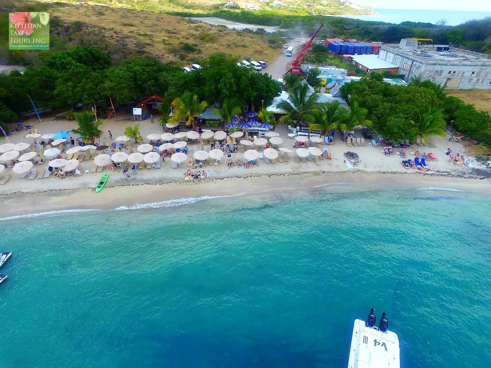Leshell Beach In St Kitts Photo