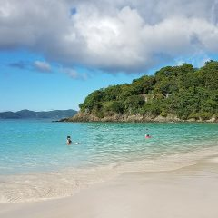 Beach Thursday Pic of the Week – Trunk Bay, St. John, US Virgin Islands