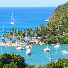 St. Lucia Set to Reopen to International Travel